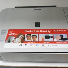 Imprimanta multifunctionala CANON Pixmania MP260 fara cartuse, DPI: 1200, USB