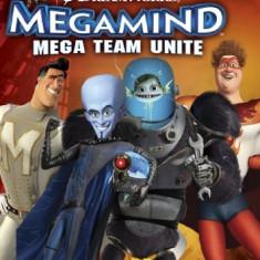Megamind Mega Team Unite Nintendo Wii - Jocuri WII Thq