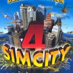 Sim City 4 Deluxe Edition Pc - Jocuri PC Electronic Arts