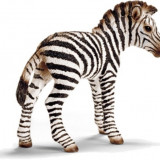 Figurina Animal Pui De Zebra - 14393 - Figurina Animale Schleich