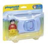 Masinuta electrica copii Playmobil - Masinuta