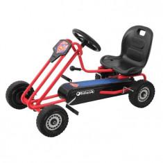 Kart cu pedale - Go Kart Lightning-Superman