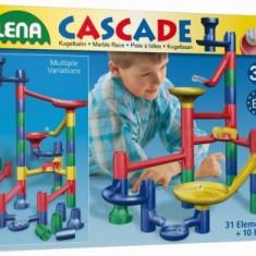 Set De Joaca Labirint De Bile 31 Piese Si 20 Bile - Jocuri arta si creatie Lena