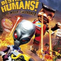 Destroy All Humans 3! Big Willy Unleashed Nintendo Wii - Jocuri WII Thq