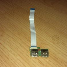 Modul porturi USB Compaq CQ61 - Port USB laptop