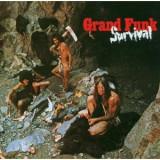 GRAND FUNK RAILROAD Survival remaster (cd)