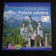 Splendori imperiale - Palate celebre - DVD - Film documentare Altele, Romana