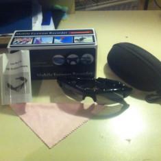Camera spion, Ochelari - Ochelari cu camera video