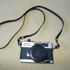 Aparat foto Ricoh 500 GX, FUNCTIONEAZA . - Aparat Foto cu Film Ricoh