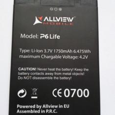 Acumulator Allview P6 life / Baterie swap / / POZE REALE, Li-ion