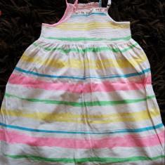 Haine Copii 4 - 6 ani, Rochii, Fete - Rochita, rochie de vara pentru fetite, 3-5 ani, lejera, ideala de zi cu zi