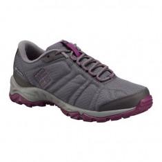 Pantofi sport pentru dame Columbia Firecamp Shale (CLM-BL3900-SHA) - Adidasi dama Columbia, Marime: 37, 40, 41, Culoare: Gri