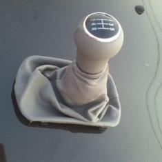 Nuca schimbator - Maneta schimbator VW Passat 3bg cu tot cu mason si rama culoare gri