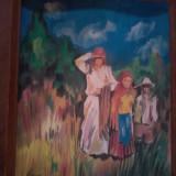 TABLOU nagy oszkar reducere - Pictor roman, Portrete, Ulei, Realism