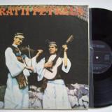 Muzica Populara electrecord, VINIL - Disc vinil ( vinyl, pick-up ) FRATII PETREUS (ST - EPE 0777)