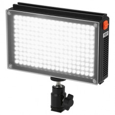 Lampa LED-209AS Bi-Color Video-DSLR KIT 1xSony NP-570 - Lampa Camera Video Alta