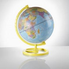 Glob pamantesc de birou Yellow Colour