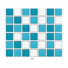 Mozaic pentru piscina Mix 101 - M101 - 20 x 20 mm