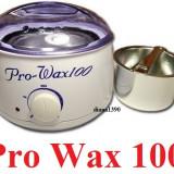 Produse epilare - Decantor ceara Pro wax 100 incalzitor ceara