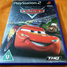 Joc Cars, PS2, original, 39.99 lei! - Jocuri PS2 Thq, Curse auto-moto, Toate varstele, Single player