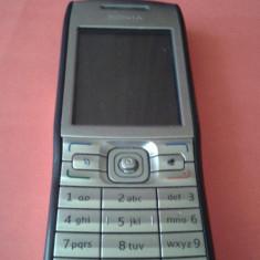 Telefon Nokia, Gri, <1GB, Neblocat, Single core, Nu se aplica - Telefon mobil Nokia E50 stare foarte buna
