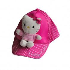 Sapca Copii - Sapca Hello Kitty roz