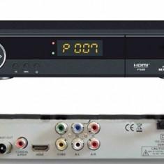 TV-Tuner PC, Extern (nu necesita PC) - Tuner digital DVB-T2 receptor terestru H.264 / MPEG4 pentru TV