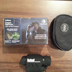 Binoclu vanatoare - Monoclu night vision digital Bushnell Equinox Compact 3x30 - 780 lei