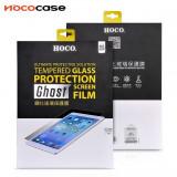 Folie protectie tableta, iPad 2/3/4 - Folie premium STICLA SECURIZATA TEMPERED GLASS 0.2mm, HOCO originala, iPAD 2 3 4