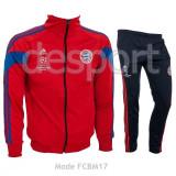 Trening Adidas Bayern Munchen - Bluza si Pantaloni Conici - Pret Special - - Trening barbati, Marime: S, M, Culoare: Din imagine, Microfibra