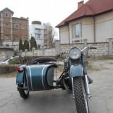 Motocicleta - Ural K750