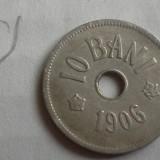 Monede Romania - 10 BANI 1906 J/8 FRUMOS