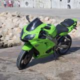 Motocicleta Kawasaki - Kawasaki ZX6R
