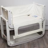 Patut lemn pentru bebelusi, Alte dimensiuni - Patut cosleeper Snuzpod