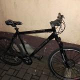 Mountain Bike Definitive, 12 inch, 12 inch, Numar viteze: 18 - Vand Bicicletă HAIBIKE