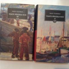 Toate panzele sus vol. I-II - Autor(i): Radu Tudoran, B1 - Roman, Litera