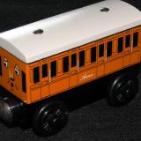 Wooden trenulet jucarie Thomas - ANNIE locomotiva din lemn cu magnet - NOU - Trenulet de jucarie, Unisex