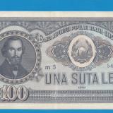 100 lei 1952 aUNC
