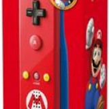 Nintendo Wii U Remote Plus Controller Luigi Limited Edition Red