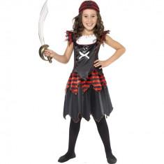 Costum Girl Pirat copii 10-12 ani - Carnaval24 - Costum petrecere copii