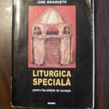 Liturgica speciala - Preot Prof. Dr. Ene Braniste (Nemira, 2002) - Carti ortodoxe