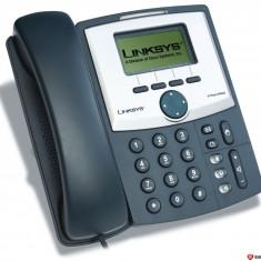Telefon fix - Telefon IP Linksys SPA922