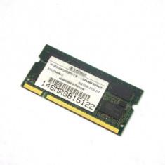Memorie laptop Infineon 512MB 266 MHz PC2100 DDR SDRAM SODIMM CL 2 HYS64D64020GBDL-7-B