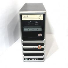 Sisteme desktop fara monitor - Calculator Amd Athlon 64 X2, 2.11GHz, video onboard, 1GB DDR2, HDD 160GB, DVD-RW, Card reader