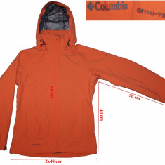 Geaca Columbia Titanium, Omni-Tech, dama, marimea XS - Imbracaminte outdoor Columbia, Geci, Femei