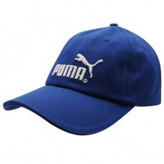 Sapca Puma logo Mens Cap - Originala - Anglia - Reglabila - 100% Bumbac - Sapca Barbati Puma, Marime: Alta, Culoare: Din imagine