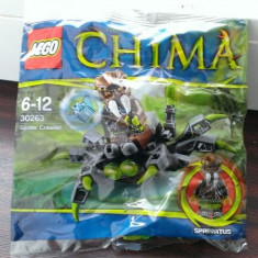 [Oferta] Lego Chima Original 30263 - Spider Crawler - Nou, Sigilat - LEGO Legends of Chima