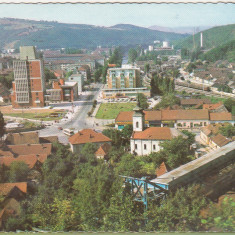 Bnk cp Resita - Vedere - circulata - Carte Postala Banat dupa 1918, Printata