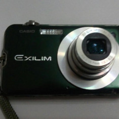 Casio Exilim EX S12 - Aparat Foto compact Casio, Compact, 12 Mpx, 3x, 2.7 inch