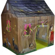 Casuta/Cort copii Knorrtoys - Cort de joaca pentru copii Casuta lui Heidi